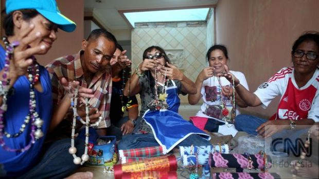 kampung ambon2 - cnn indonesia