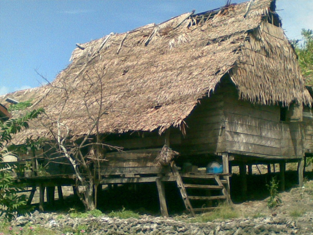 Mengenal Bentuk dan Makna Rumah Adat di Maluku Tenggara