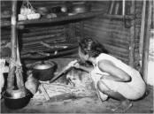 Salah satu budaya dapur tradisional masyarakat Maluku