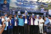 Deklarasi Penetapan lima pasang Bakal Calon Walikota dan Wakil walikota serta bakal calon bupati dan wakil bupati di wilayah Provinsi Maluku di kantor DPP Partai Demokrat di Jakarta, Jumat (19/8/2016). foto SINDO WEEKLY/DIMAS RACHMADAN  SINDO WEEKLY/DIMAS RACHMADAN